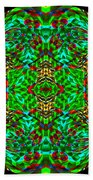 Canastescher Butterfly Beach Towel