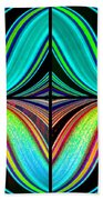Candid Color 23 Beach Towel