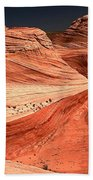 Candyland Canyons Beach Towel