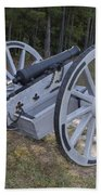 Cannon Ninety Six National Historic Site Beach Towel