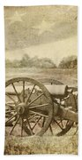 Cannons At Pea Ridge Beach Towel