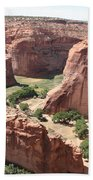 Canyon De Chelly Arizona Beach Towel