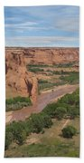 Canyon De Chelly Overview Beach Towel