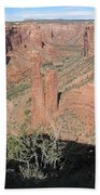 Canyon De Chelly Spider Rock Beach Towel