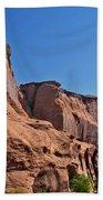 Canyon Dechelly Navajo Nation Beach Towel