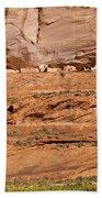 Canyon Dechelly Whitehouse Ruins Beach Towel