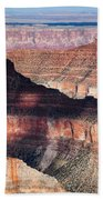 Canyon Layers Beach Towel by Dave Bowman