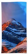 Canyon River A-isclo Or Bell-s. Ordesa Beach Towel