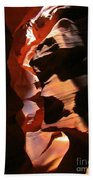 Canyon Shadows Beach Towel