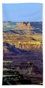 Canyonlands View From Green River Overlook Beach Towel