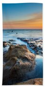 Cape Arago Orcas Beach Towel