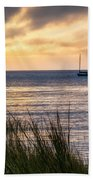 Cape Cod Bay Square Beach Towel