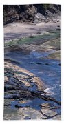 Cape Foulweather 1 Beach Towel