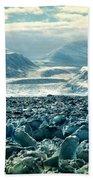 Cape Hallett Ross Sea Antarctica Beach Towel