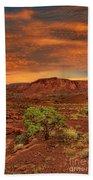 Capitol Reef National Park Utah  Beach Towel