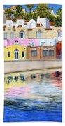 Capitola Venetian Beach Towel