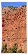 Caprock Canyon 2 Beach Towel