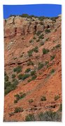 Caprock Canyon 3 Beach Towel