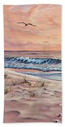 Captured In The Morning Light Beach Towel