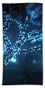 Captured Stars Beach Towel by Kevyn Bashore