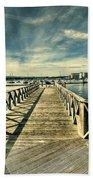 Cardiff Bay Wetlands Beach Towel