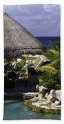 Caribbean Breeze Four Beach Towel