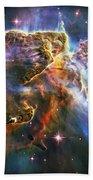 Carina Nebula 6 Beach Towel