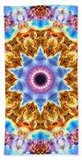 Carina Nebula I Beach Towel