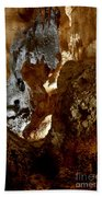 Carlsbad Caverns #1 Beach Towel
