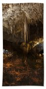 Carlsbad Caverns #3 Beach Towel
