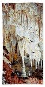 Carlsbad Caverns Beach Towel