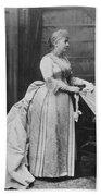Caroline Lavinia Harrison (1832-1892) Beach Towel