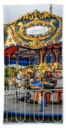 Carousel 3 Beach Towel