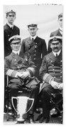 Carpathia Crew, 1912 Beach Sheet