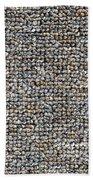 Carpet Texture Beach Towel