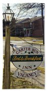 Carter Run Inn 1 Beach Towel