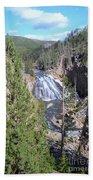 Cascade Canyon Beach Towel