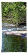 Cascade Creek Beach Towel