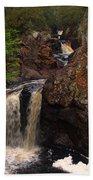 Cascade River Beach Towel