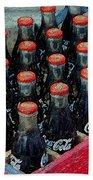 Classic Case Of Coca Cola Beach Towel
