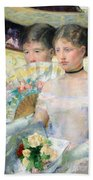 Cassatt's The Loge Beach Towel