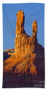 Castle Butte Beach Towel