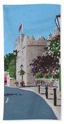 Castle Street Dalkey Beach Towel