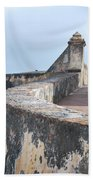 Castle Walls 2 Beach Towel