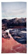 Castles In The Sand Beach Towel