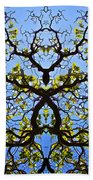 Catalpa Tree Beach Towel