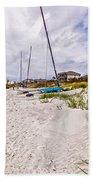 Catamaran Beach Towel