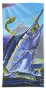 Catch Em Up Off0029 Beach Towel