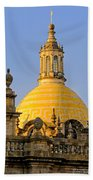 Catedral De Guadalajara Beach Towel