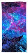 Cathedral Calamity Beach Towel